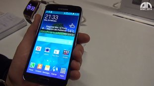Samsung Galaxy S5: Smartphone-Topmodell im Hands-On-Video [MWC 2014]