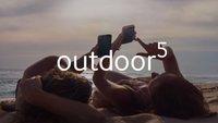 Samsung Galaxy S5: Neues Unpacked 5-Teaservideo deutet auf Outdoor-Fähigkeiten hin