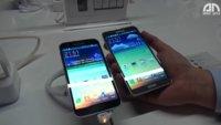 Samsung Galaxy S5 vs. Samsung Galaxy Note 3: Die Topmodelle im Video-Vergleich [MWC 2014]