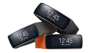 Samsung Gear Fit: Smarter Activity-Tracker mit flexiblem AMOLED-Display vorgestellt [MWC 2014]