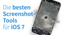 Die besten Screenshot-Tools für iOS 7 [Cydia]