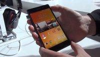Sony Xperia Z2: Großes Update bringt Verbesserungen bei Performance, Akku und Sprachqualität