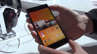 Sony Xperia Z2: Eleganter Snapdragon 801-Bolide im Hands-On-Video [MWC 2014]