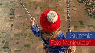 Surreale Foto-Manipulation!