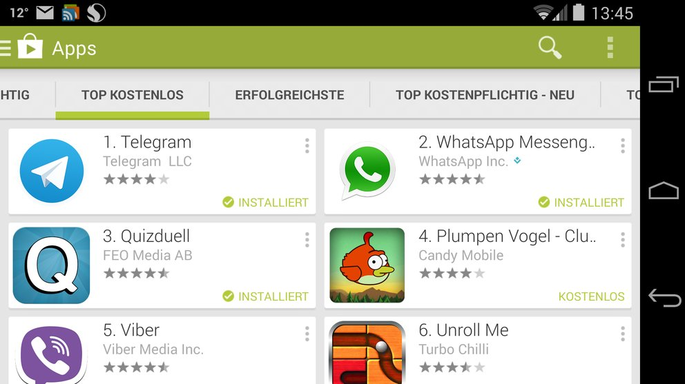 telegram-playstore-screenshot-rangliste