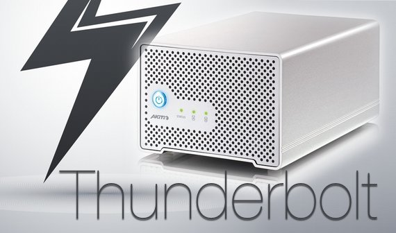 Thunderbolt-Festplattengehäuse für den Mac in der Übersicht