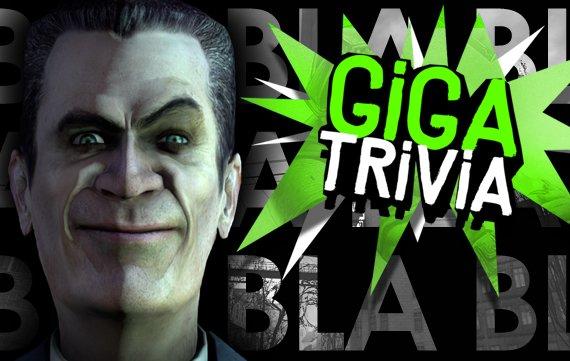 GIGA Trivia #35: Half-Life 2-Special!