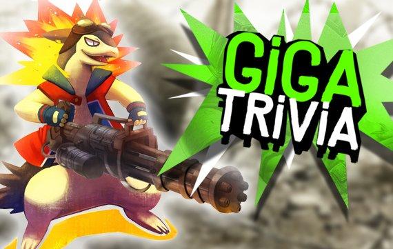 GIGA Trivia #34: Die Pokémon-Waffe, der SEGA-Fernseher und das Sonic-Kampfspiel