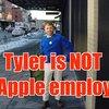 """""""Nimm lieber Android"""": Troll-Mitarbeiter im Apple Store"""
