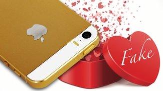 Geschenke zum Valentinstag: iPhone-Dummys und anderer Kram