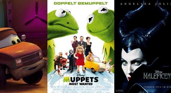 Disney-Filme 2014: Was läuft im Kino? Neues zu Marvel, Pixar, Star Wars