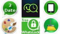 Die besten WhatsApp-Apps: WhatsApp-Schutz, Paint, Datei-Cleaner und mehr