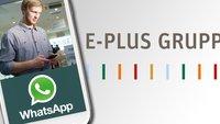 WhatsApp arbeitet zukünftig mit der E-Plus Gruppe zusammen - Was ist da los?