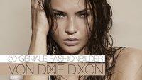 20 geniale Fashionbilder von Dixie Dixon!