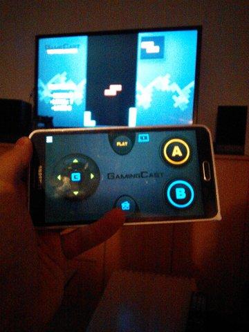 Spiele Chromecast