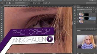 Photoshop Tutorial - Augen aufhellen