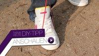 DIY-Tipp - Das Schnurstativ
