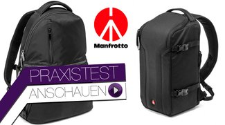 Manfrotto Active Backpack I und Sling 30 - TEST
