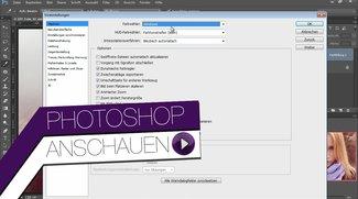 Photoshop Grundlagen - Die Voreinstellungen