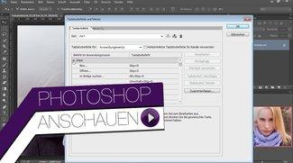 Photoshop Grundlagen - Tastaturkürzel