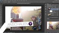 Photoshop Tutorial - Blendenflecken