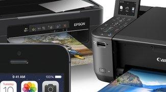 AirPrint-Drucker von Canon, HP, Brother und Epson in der Übersicht