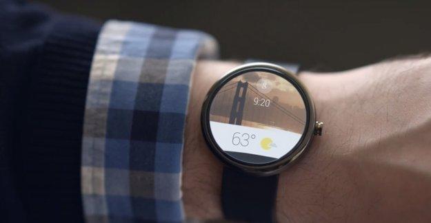 Android Wear: Google präsentiert Smartwatch- & Wearable-Betriebssystem