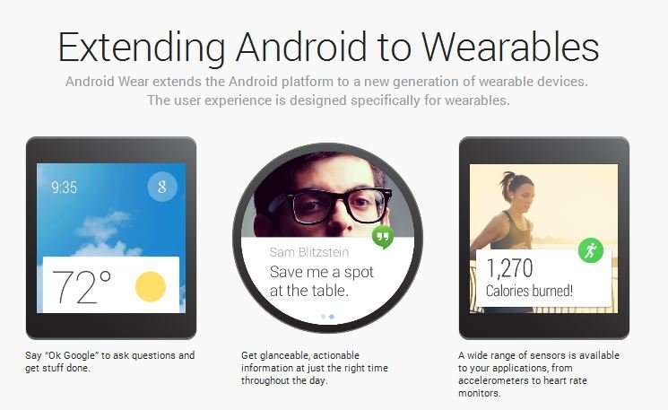Android-Wearables-Devices-Developer Preview
