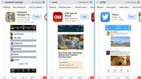 Apple testet neue Suchfunktion für den App Store