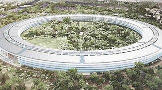 """Apple Campus 2: Architekt spricht über Inspiration zum """"Raumschiff"""""""