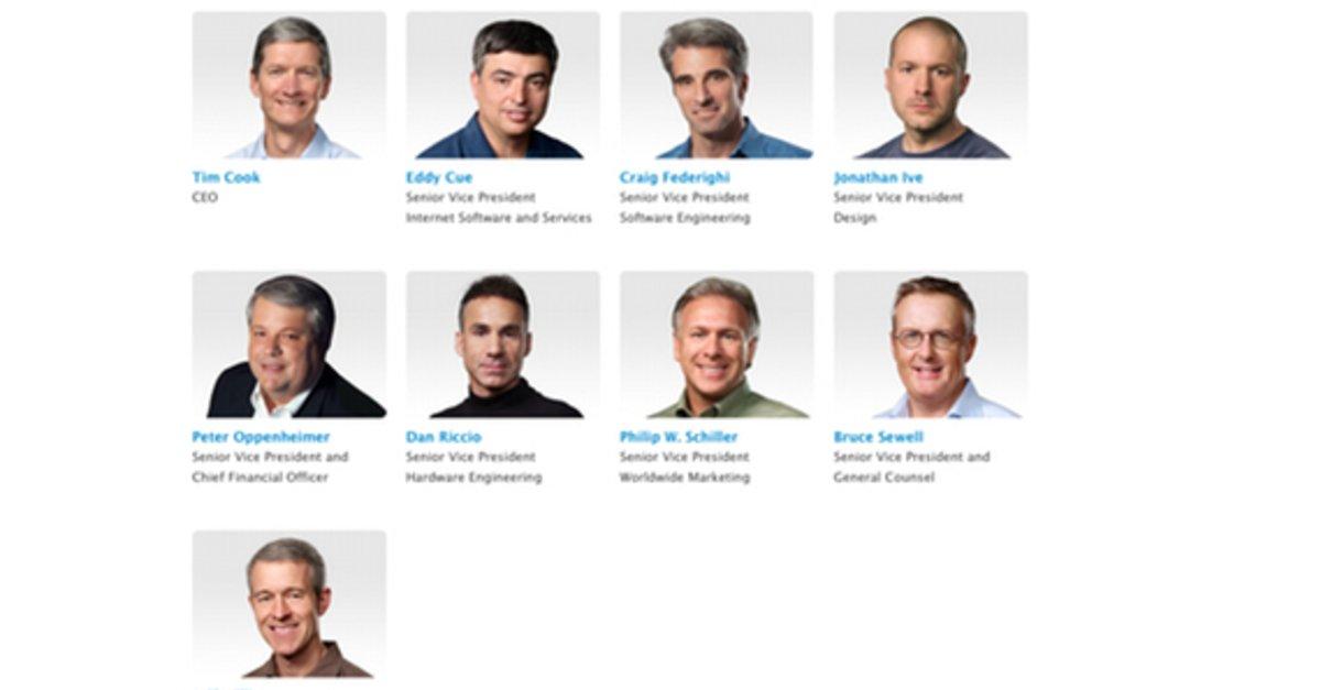 Bürgerrechtler kritisieren Apple: Kaum Minderheiten im Management