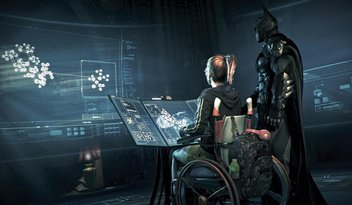 Batman - Arkham Knight: Barbara, das Superhelden-Orakel