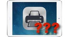 Betthupferl: iPad-Dokumente drucken ohne Airprint