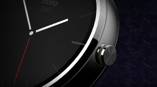 Motorola Moto 360 erhält Android Wear-Update (4.4W.2)