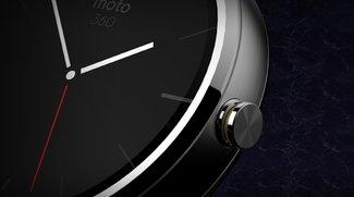 Moto 360: Motorola plant offenbar goldene Farbvariante