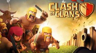 Clash of Clans für Android: Barbarische Action-Strategie für Mobilfunkgeräte