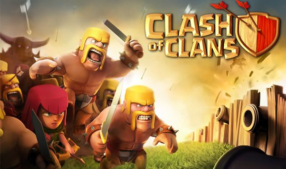 Clash of Clans Layout