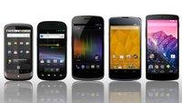 Google Nexus: Die Serie im Überblick
