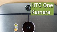 HTC One (M8) - Die Kamera im Hands-On