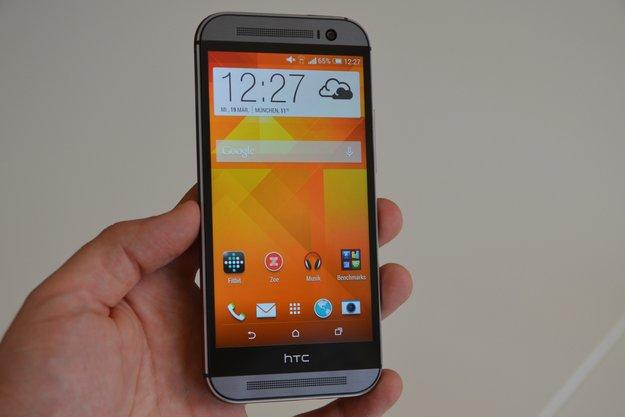 HTC One (M8, 2014) vorgestellt: Alle Infos, Spezifikationen und Hands-On-Video