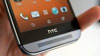 HTC One (M8): Schnellste Touchscreen-Reaktionszeit aller Smartphones