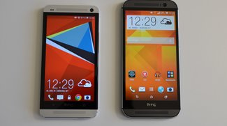 HTC One (M7 &amp&#x3B; M8): Android 5.0.1 Lollipop-Update für Google Play Editionen wird verteilt