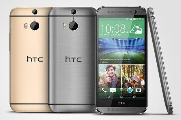 HTC One (M8) fast unreparierbar, aber wasserfest