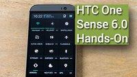 HTC One (M8) - Sense 6.0 im Hands-On