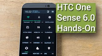 HTC One (M8) - Sense 6.0 im Hands-On