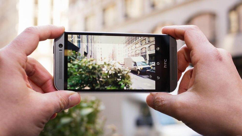 HTC One M8 Werbung