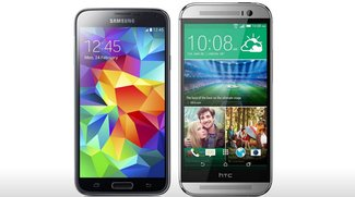 HTC One M8: HTC schult Verkäufer gegen das Galaxy S5