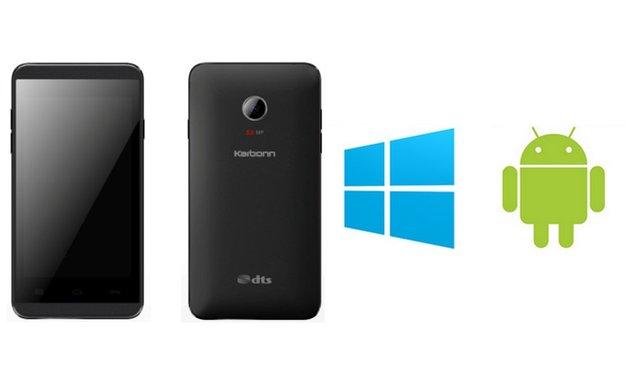 Android & Windows Phone: Dual Boot-Geräte im Anmarsch