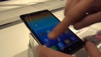 Lenovo Vibe Z: Edles Full-HD-Phablet mit Snapdragon 800 im Hands-On [MWC 2014]