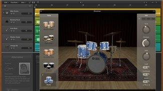 Apple will Wechsel von GarageBand auf Logic Pro X schmackhaft machen